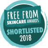 Shortlisted in the oils & serums category