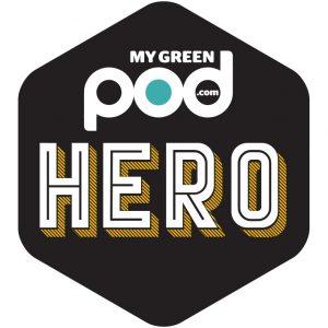 My Green Pod Hero