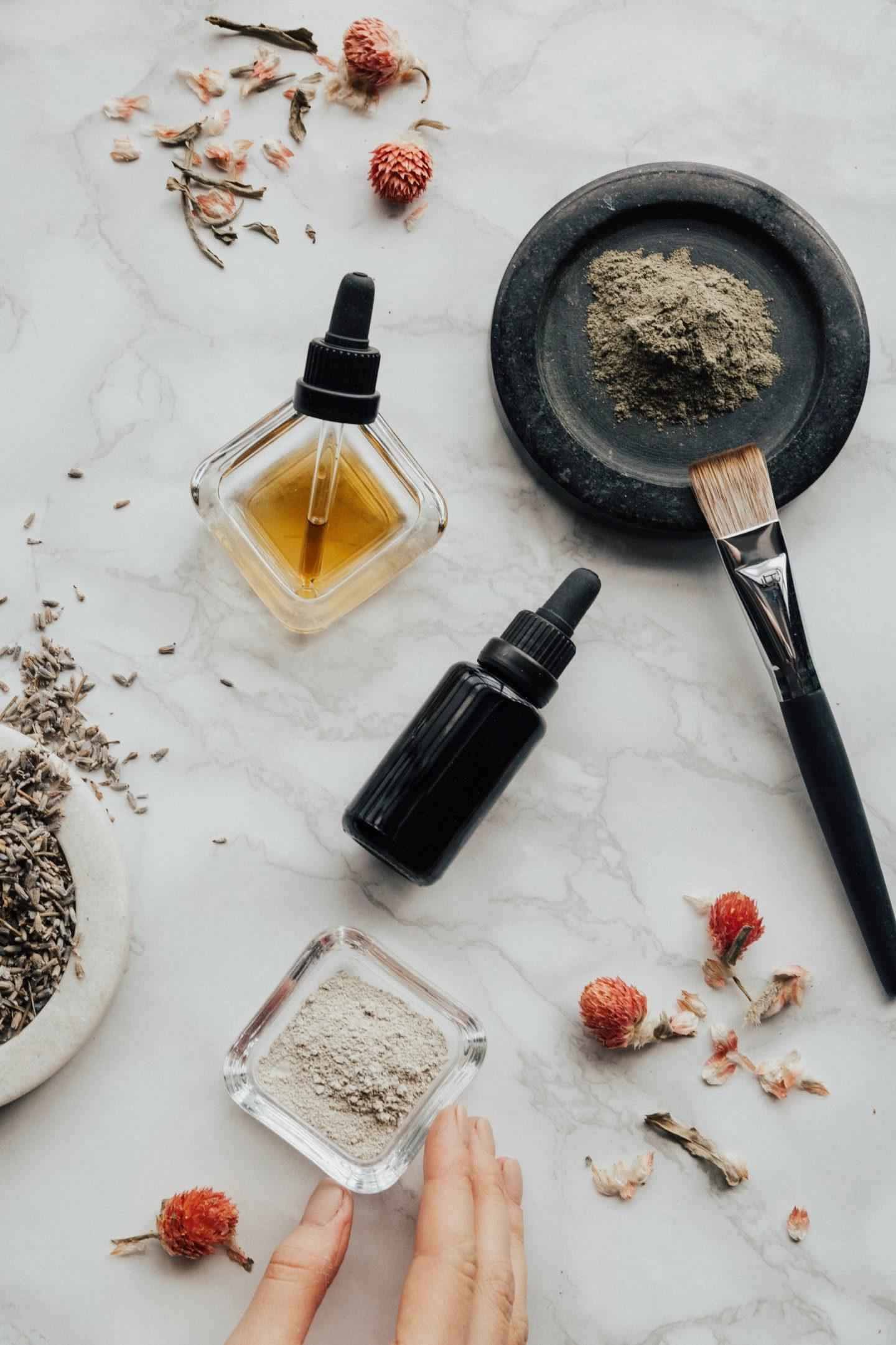 Vegan natural skincare