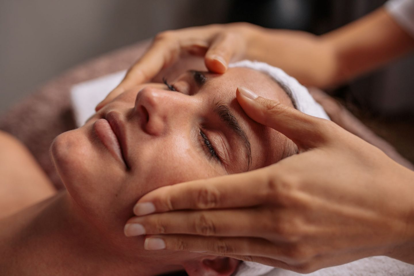lymphatic facials