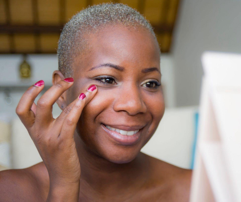 skin breakout makeup